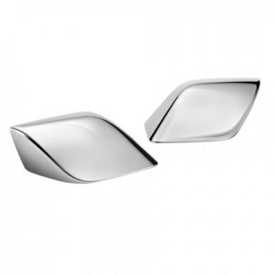Хромированная накладка на зеркало заднего вида BMW K 1600 GTL / Bagger 2016-2019 год, левая