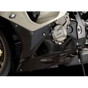 Карбоновый спойлер двигателя HP BMW S 1000 RR 2009-2015 год