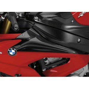 Верхняя панель облицовки HP Carbon BMW S 1000 RR 2014-2019 год, левая