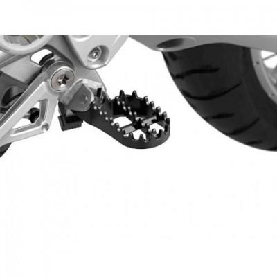 Широкая подножка эндуро BMW R 1200/ 1250 / GS / Adventure, правая