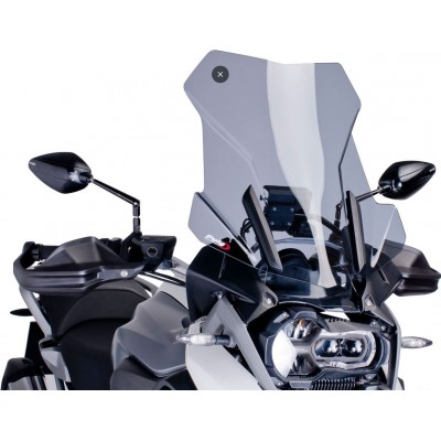 Туристическое ветровое стекло PUIG Touring R1200/1250 GS тонированное | 10007423