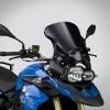 Спортивное ветровое стекло ZTechnik для F800GS / F650GS Twin тонированное Z2490