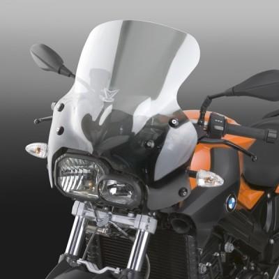 Спортивное ветровое стекло VStream + Sport / Tour для BMW F800R, прозрачное Z2424