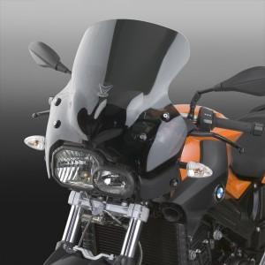 Спортивное ветровое стекло VStream + Sport / Tour для BMW F800R тонированное