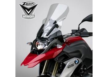 Высокое туристическое ветровое стекло ZTechnik VStream для BMW R1200/1250 GS/GSA