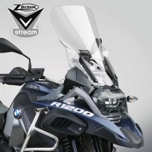 Высокое туристическое ветровое стекло ZTechnik Deluxe для BMW R1200/1250 GS/GSA