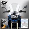 Спортивное ветровое стекло ZTechnik для F800GS / F650GS Twin | Z2491