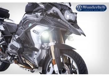 "Комплект дополнительного света ""MicroFlooter"" BMW R1200GS LC серебро"