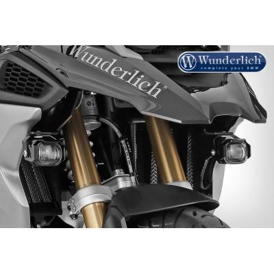 """Комплект дополнительного света """"MicroFlooter"""" BMW R1200GS LC черный"""