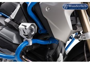 Комплект доп.света ATON BMW на дуги бака серебро