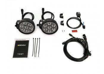 Комплект светодиодных фар DENALI D7 2.0 TriOptic С Технологией DataDim