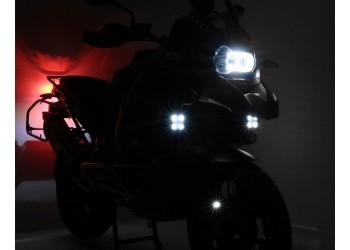 Комплект светодиодных фар DENALI D4 2.0