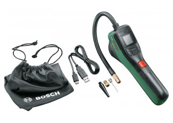 Миникомпрессор для шин Bosch EasyPump 3,6V, 3AH, 10.3 bar