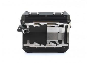 Алюминиевый кофр черный BMW R 1200 / 1250 / F 850 / GS / Adventure, правый