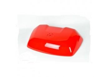 Крышка центрального кофра BMW R1200GS/S1000XR, 49 литров, в цвете Racing Red