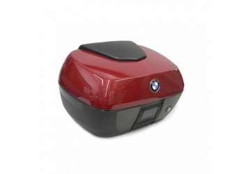 Верхняя крышка центрального кофра BMW R 1200 RT / K 1200 GT 2013-2018 год, цвет Mars Red Metallic