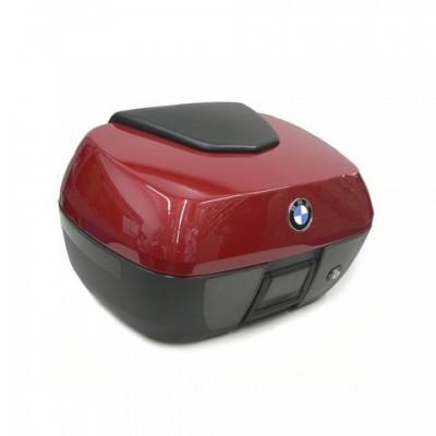 Верхняя крышка центрального кофра BMW R 1200 RT / K 1200 GT 2013-2018 год, цвет Mars Red Metallic | 77438565872