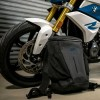 Рюкзак BMW Motorrad Black Collection - 2021 (20L) | 76757922835