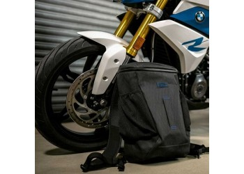 Рюкзак BMW Motorrad Black Collection - 2021 (20L)