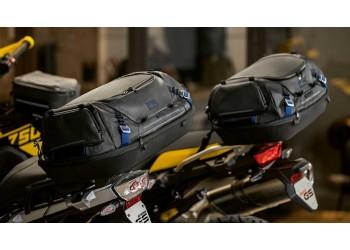 Мягкие задние кофры BMW Motorrad Black Collection - 2021