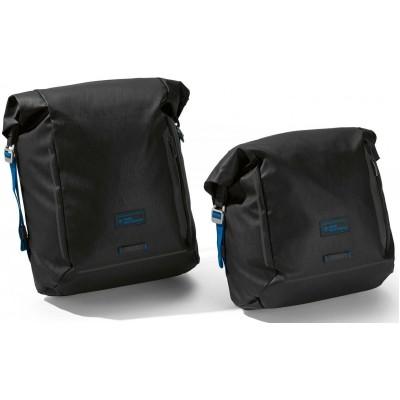 Боковые сумки BMW Motorrad Black Collection | 77405A0ED09