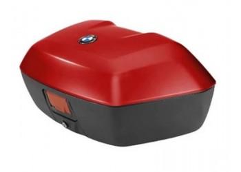 Крышка центрального кофра BMW R 1200 GS / S 1000 XR 2012-2018 год, 49 литров, в цвете Racing Red