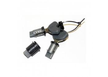 Комплект замков для телескопических кофров BMW. (F650GS/F700GS/F800GS/R1200GS)