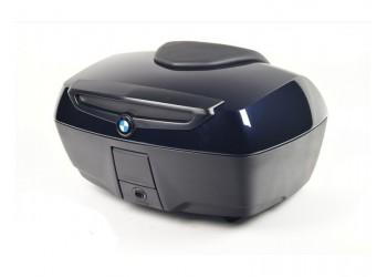 Центральный кофр для BMW R 1200 R / R 1250 RT / K 1600 GT, BLUE PLANET