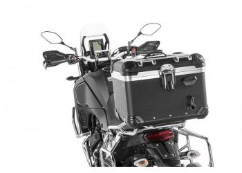 Центральный алюминиевый кофр ZEGA Evo с системой крепления Rapid Trap