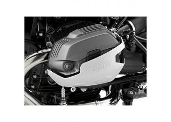 Алюминиевая защита крышек цилиндров BMW R nineT / R 1200 GS / Adventure 2009-2019 год