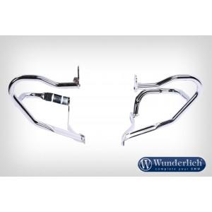 Защитные дуги двигателя Wunderlich для BMW R1200RT LC хром