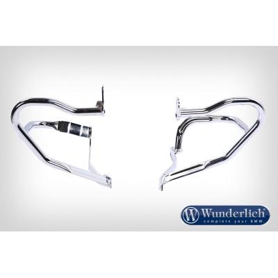 Защитные дуги двигателя Wunderlich для BMW R1200RT LC хром   20380-103