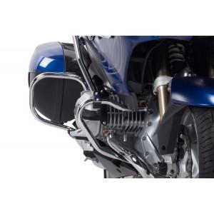 Защита кофров Wunderlich для BMW R1200RT хром