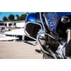 Защита кофров Wunderlich для BMW R1200RT хром | 20450-103