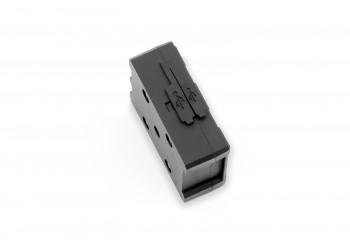 Универсальный зарядный блок Wunderlich - черный