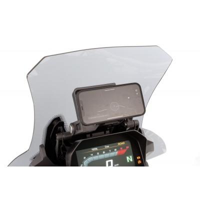 Зарядный блок Wunderlich USB SP Connect - черный   21177-202