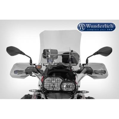 Ветровое стекло Wunderlich Touring Vario для BMW F800GS прозрачное | 25370-100