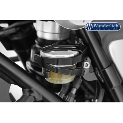 Защита бачка тормозной жидкости Wunderlich - черный | 26970-002