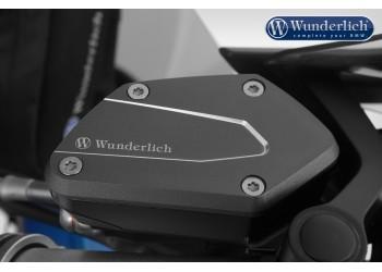 Комплект крышки сцепления и тормозного бачка Wunderlich - титан