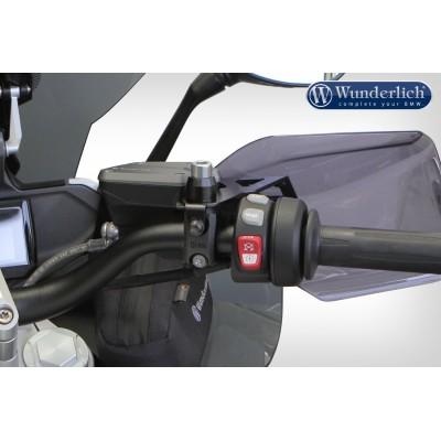 Комплект насадок для защиты рук Wunderlich - черный   27520-312