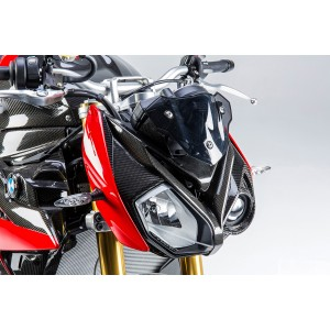 Карбоновый передний обтекатель для мотоцикла BMW S1000R
