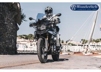 Охлаждающая сетка Wunderlich COOL COVER на сиденье для BMW F850 GS / GSA