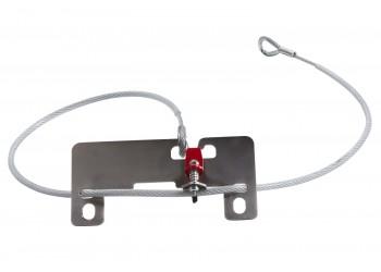 Противоугонная система Wunderlich для шлема HELM-LOCK