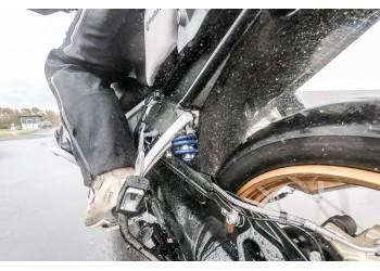 Задний брызговик Wunderlich для BMW R1200R / RS LC, R1250R / RS