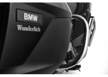 Защитная дуга боковых кофров Wunderlich для BMW K1600GT/K1600GTL - хром