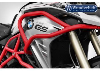 Защитные дуги Wunderlich ADVENTURE для BMW F 800 GS