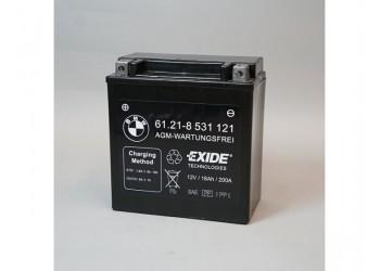 Аккумулятор BMW AGM - K1600GT / GTL - R1200RT - R1250RT