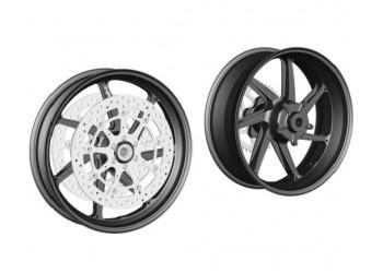 Кованое колесо HP BMW S 1000 R / RR / HP4 2009-2018 год, переднее