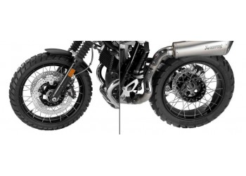 Переднее спицованное колесо BMW R nineT Scrambler и Urban G/S