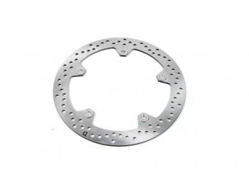 Тормозной диск с заклепками 34118526566